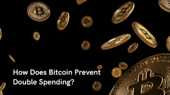 How Does Bitcoin Prevent Double Spending?