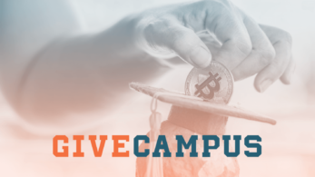 GiveCampus Will Support Cryptocurrency Donations to Schools